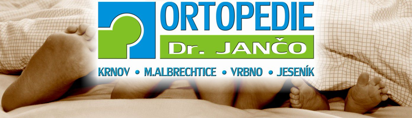 ortopedická ambulance s lidským přístupem
